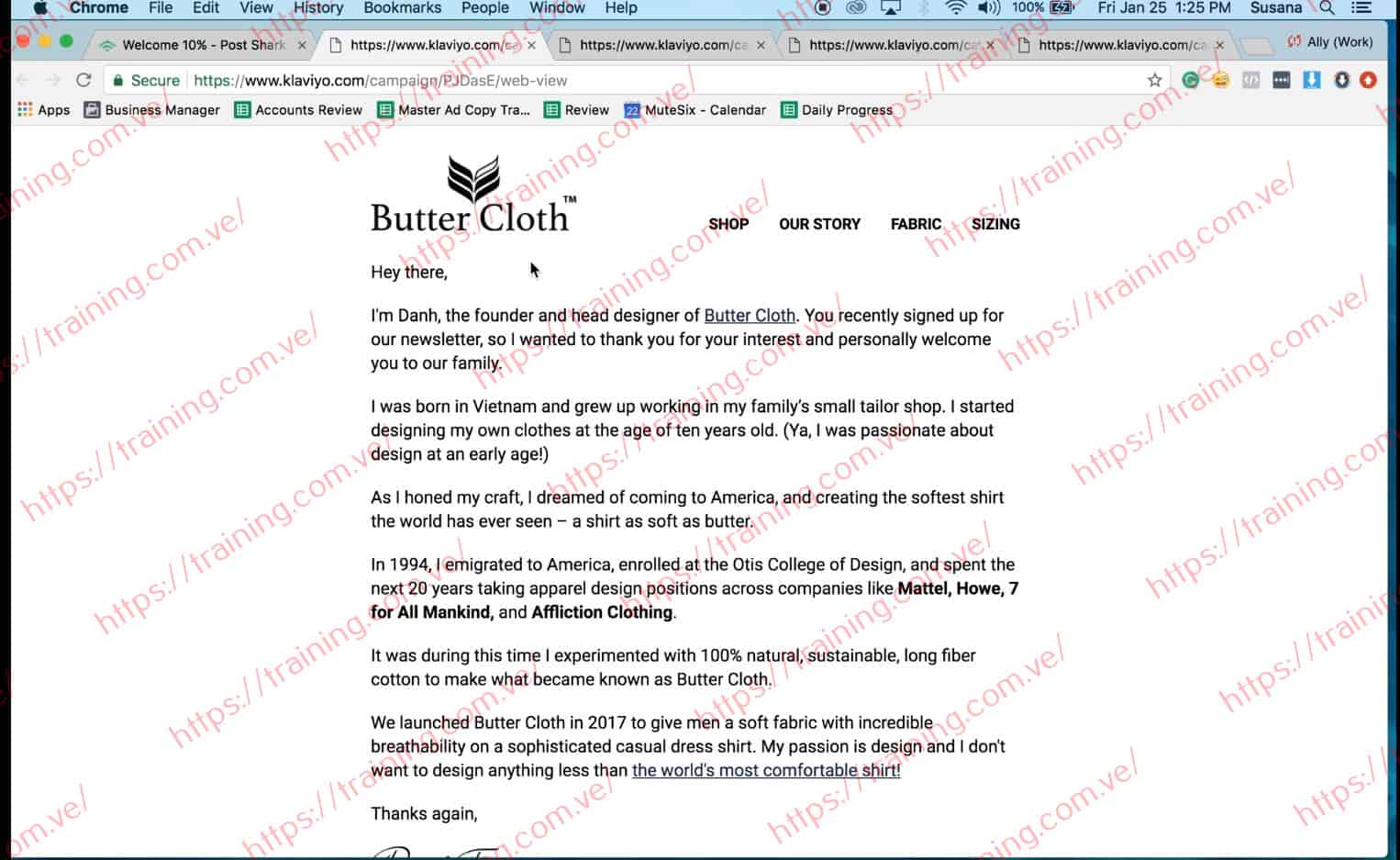 MuteSix Klaviyo Email Marketing Masterclass Coupon 2