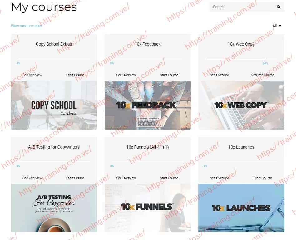Copy School 2020 by Copyhackers Download