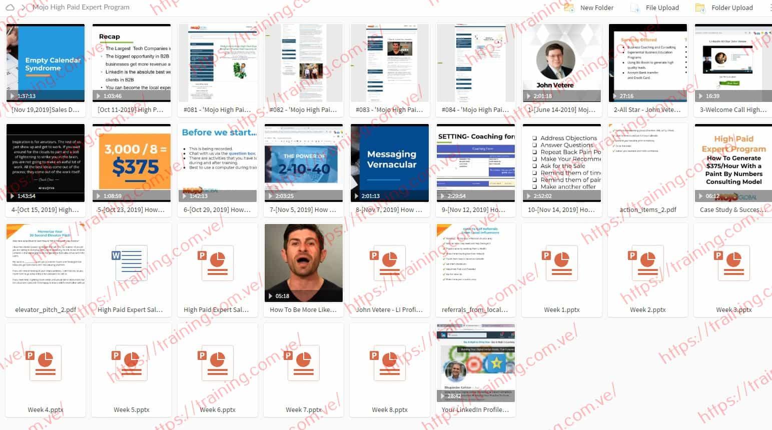Mojo High Paid Expert Program by Cory Sanchez Ira Rosen Torrent