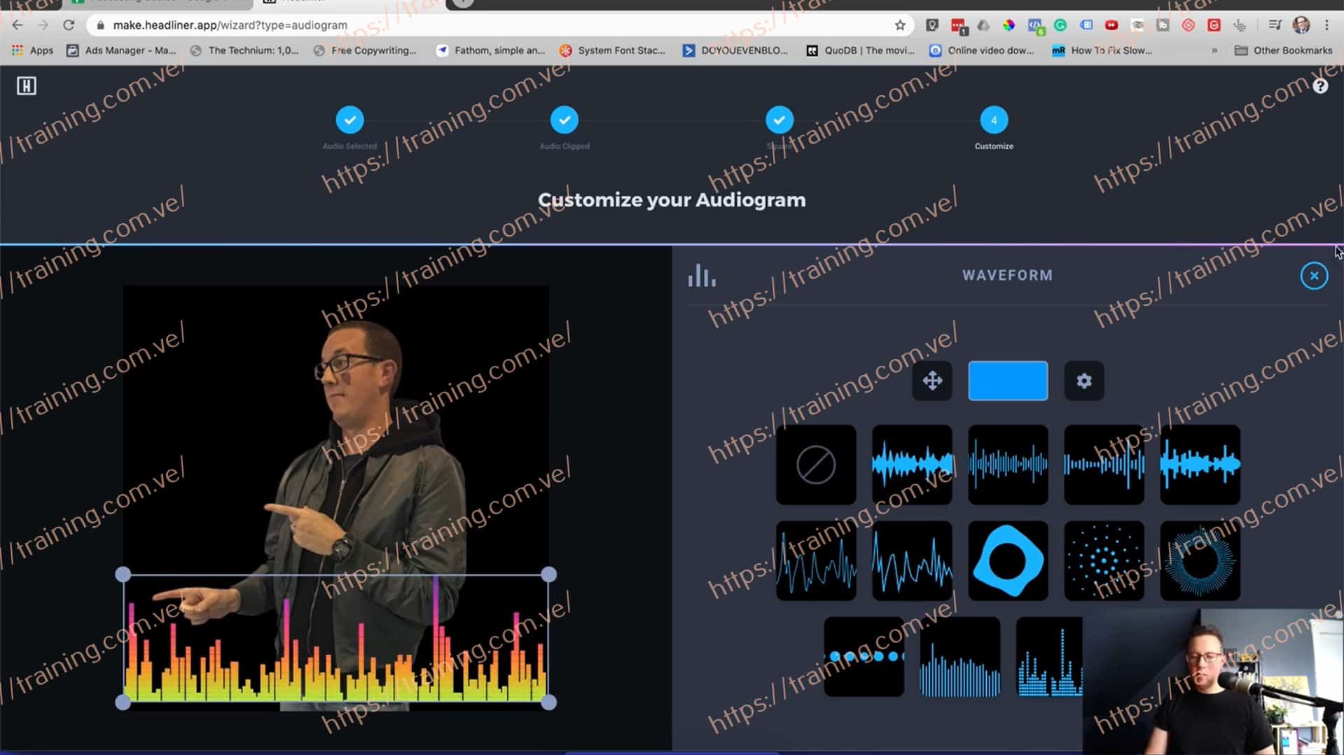 Podcourse by Pete McPherson Offer