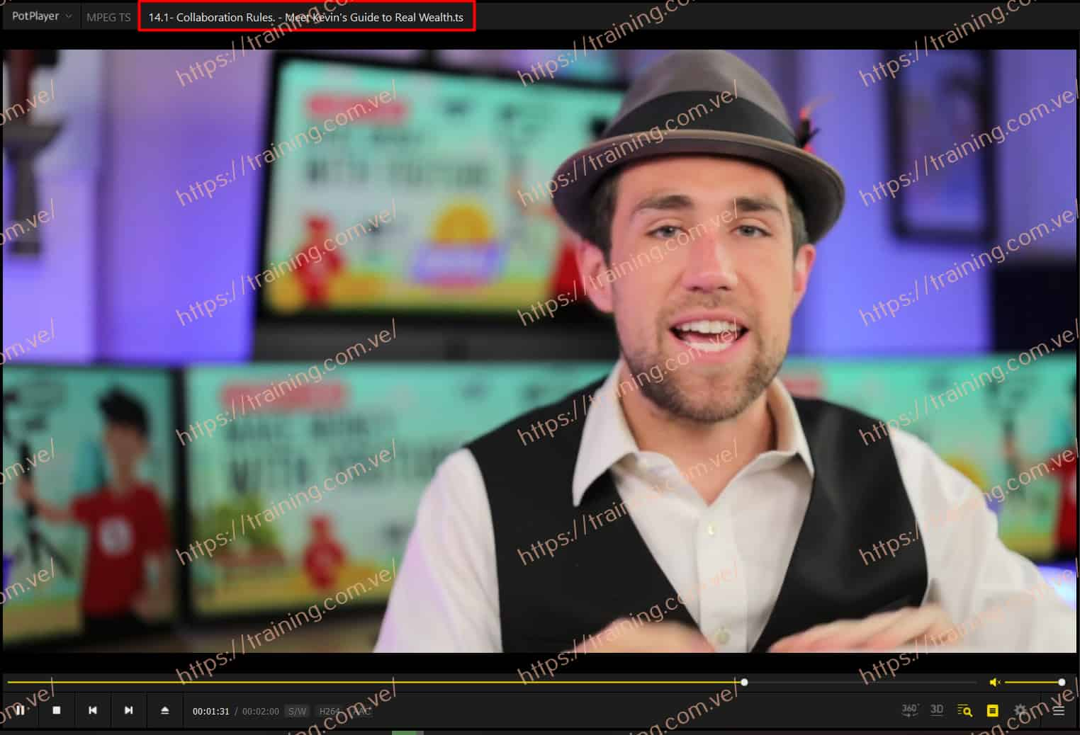 Build Wealth Making Youtube Videos by Kevin Offer