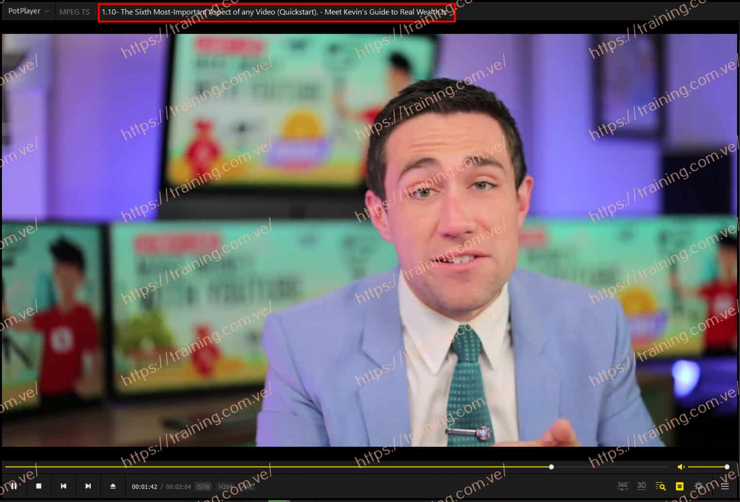 Build Wealth Making Youtube Videos by Kevin Sale