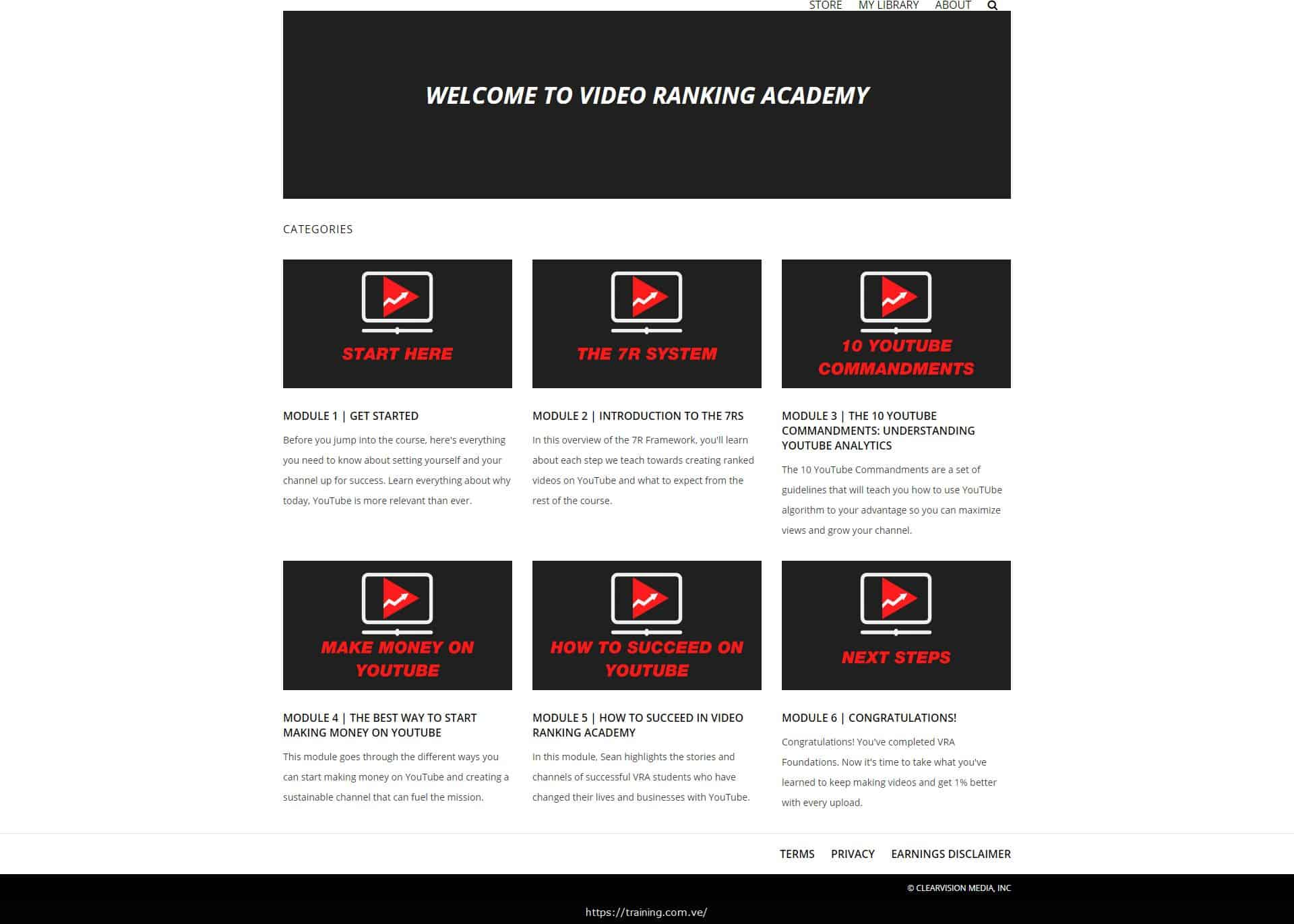 Video Ranking Academy 2021 by Sean Cannell Download
