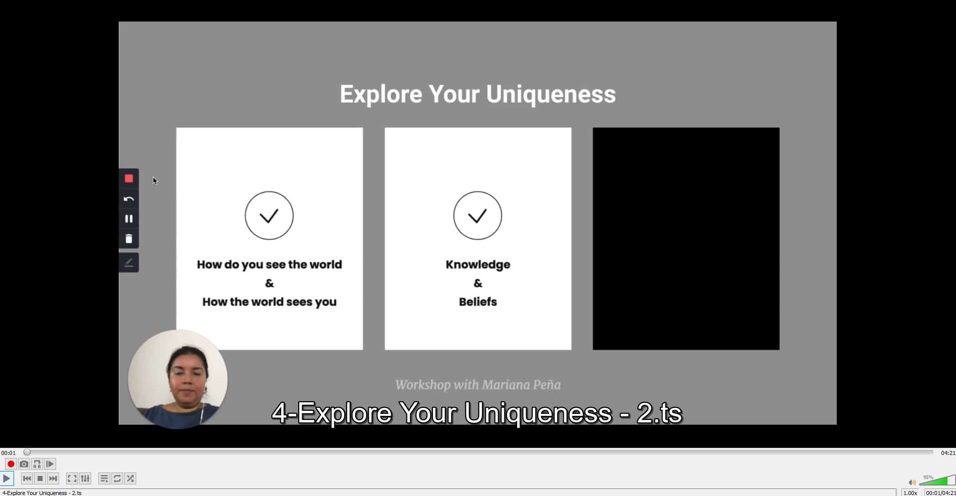 Create your framework by Mariana Peña Sale