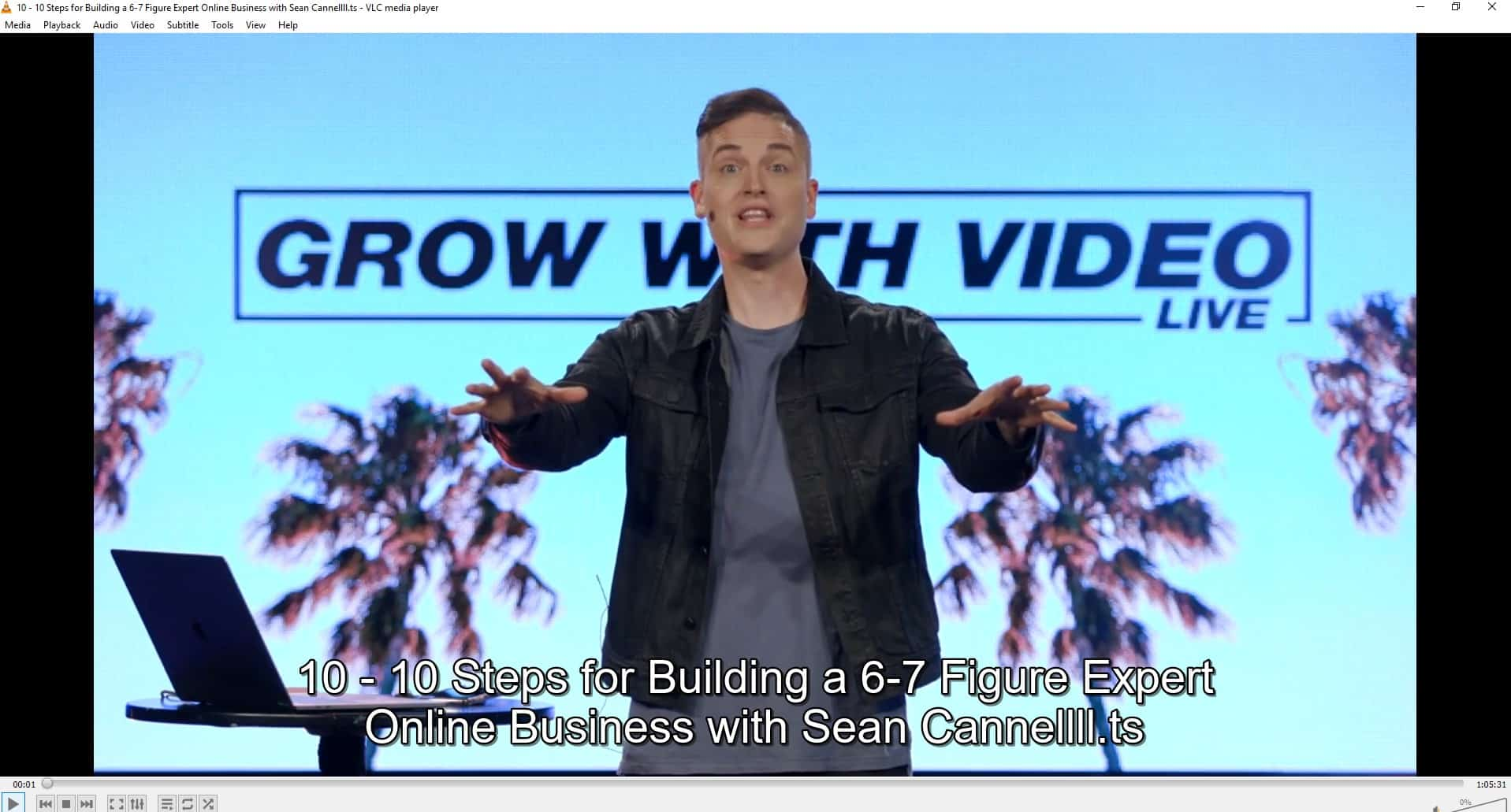 Grow With Video Live 2020 Sale