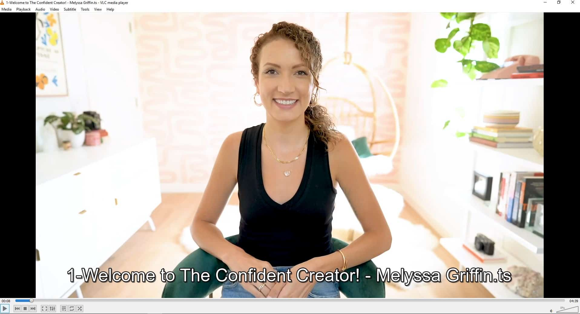 The Confident Creator by Melyssa Griffin Offer
