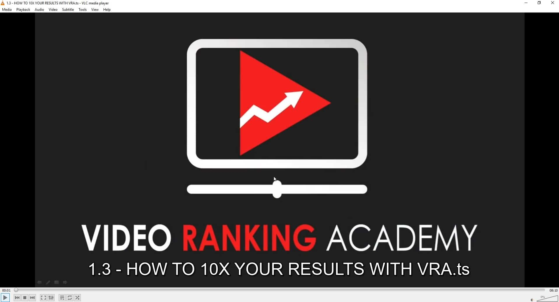 Video Ranking Academy 2021 by Sean Cannell Offer