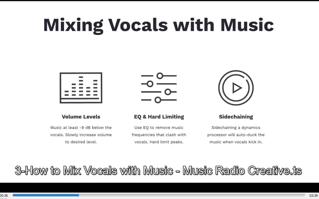 Audio Production Course by Music Radio Creative buy