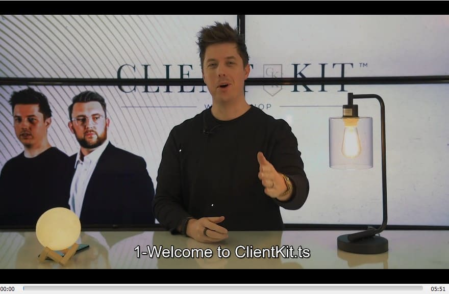 DIY ClientKit Fast-Track 2021 by Taylor Welch and Chris buy
