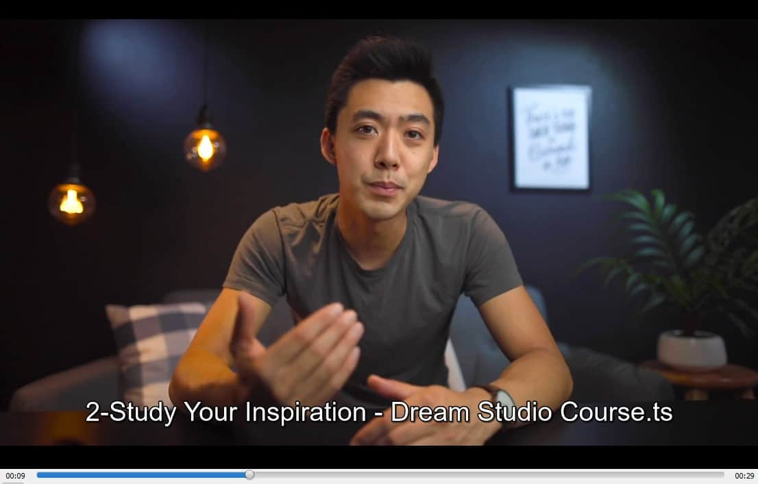 Dream Studio Course by Kevin Shen buy