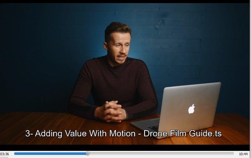 Drone Cinematography Masterclass 2.0 by Stewart & Alina buy