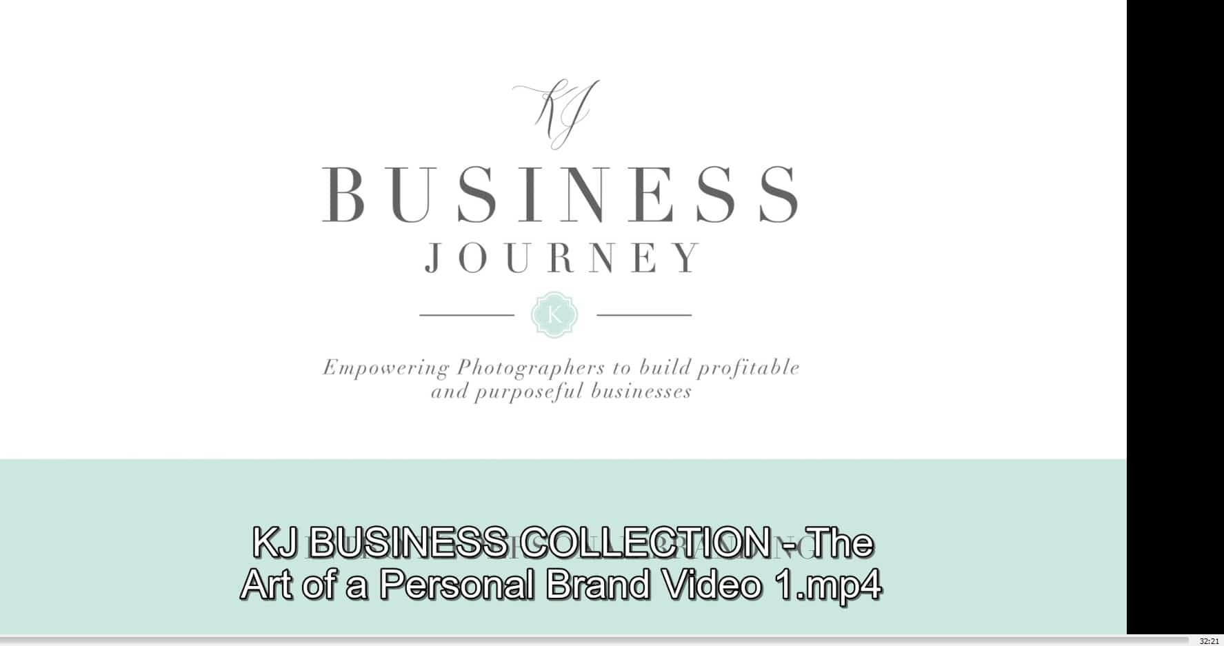 KJ Business Collection by Katelyn James buy