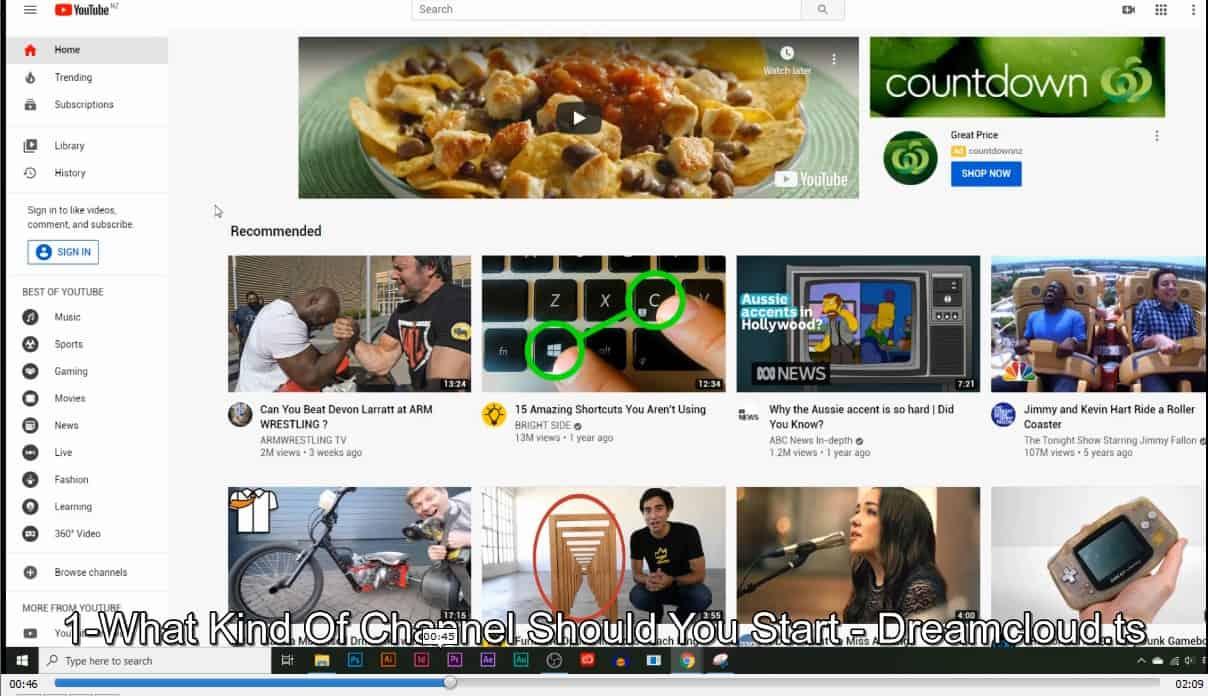 YouTube Masterclass 2021 by Shan Ruthra uy