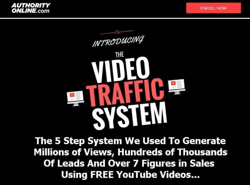Video Traffic System by Adam Linkenauger
