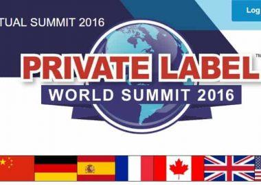 Private Label World Summit 2016