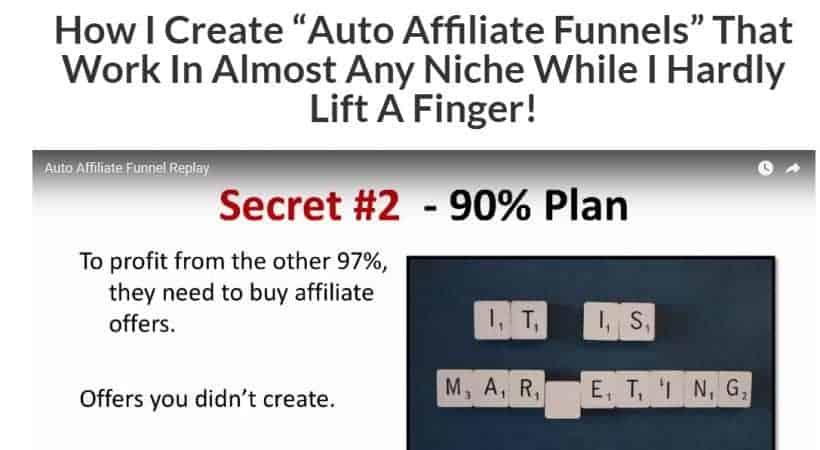 Charles Kirkland - Lead Agency Master Class + Auto Affiliate Funnel + 14 Bonuses
