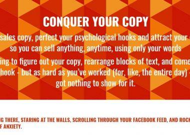 Conquer Your Copy By Lauren Vanessa Zink
