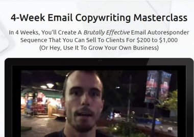 Email Copywriting Masterclass by McIntyre Method