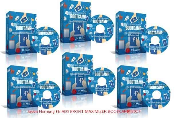 Jason Hornung FB ADS PROFIT MAXIMIZER BOOTCAMP 2017