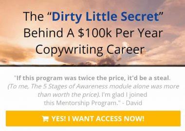 Lukas Resheske Copywriting Mentorship Program