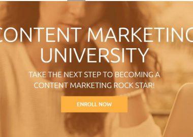 Content Marketing University by Joe Pulizzi Robert Rose