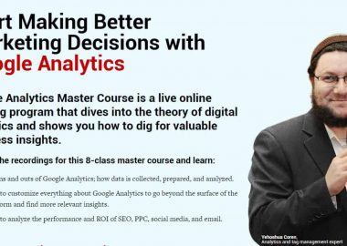 Google Analytics Master Course by Conversionxl
