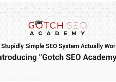 Gotch SEO Academy by Nathan Gotch