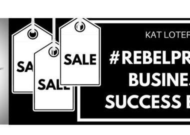 Kat Loterzo Rebel Entrepreneurs Business and Success Bundle