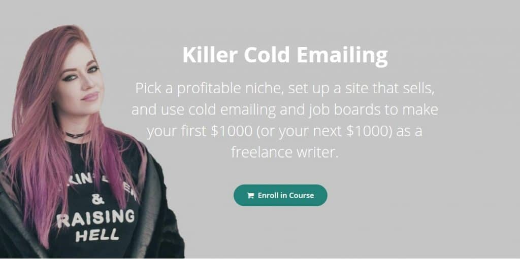 Killer Cold Emailing by Jorden Roper