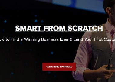 Smart From Scratch by Pat Flynn