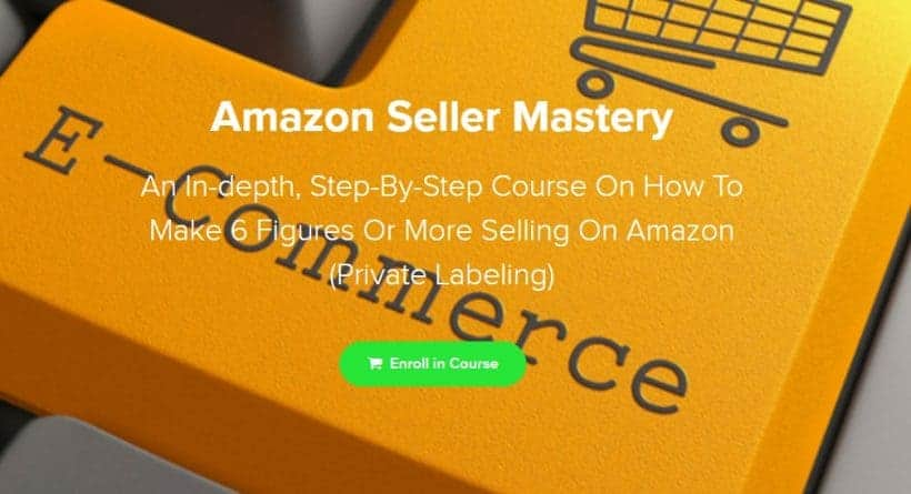 Amazon Seller Mastery by Tanner Fox