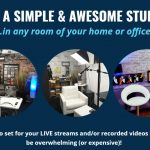 Create Simple & Awesome Sets Workshop by livestreamingpros