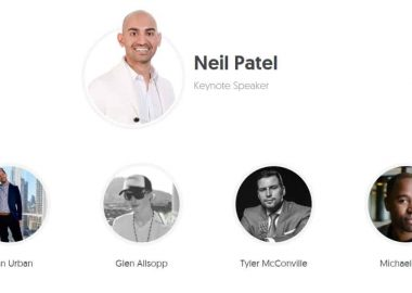 Neil Patel Advanced SEO Summit 2017 21Gb of content