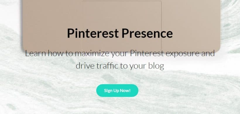 Pinterest Presence by Kristin Larsen