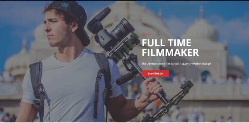 The Ultimate Online Film School by Parker Walbeck
