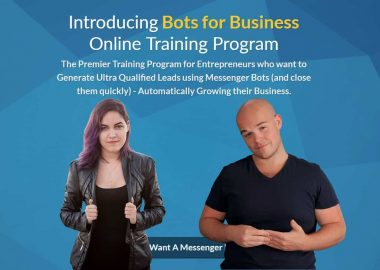 Bots for Business by Scott Oldford and Katya Sarmiento