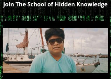 School of Hidden Knowledge by Ronnie Sandlin