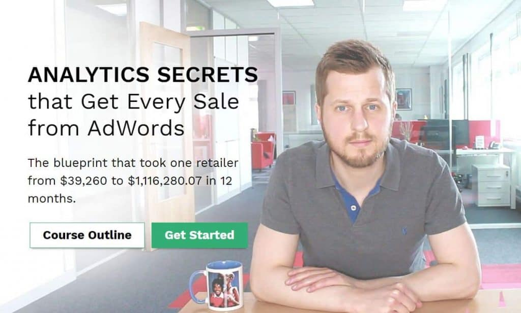 Analytics Secrets that Get Every Sale from AdWords by Ed Leake