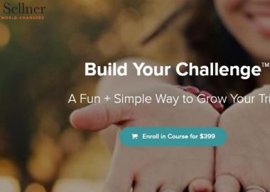 Build Your Challenge by Jadah Sellner