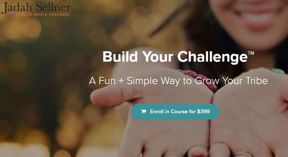 Build Your Challenge by Jadah Sellner
