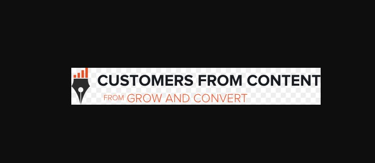 Customers from Content by Grow and Convert