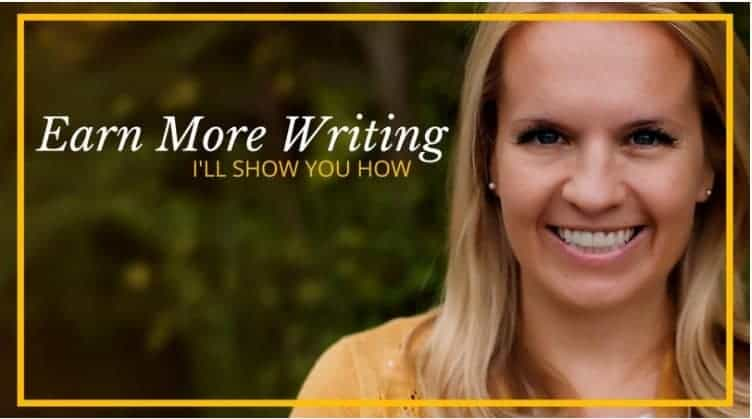 Earn More Writing Standard by Holly Johnson