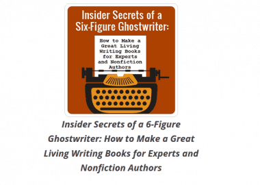 Ghostwriting Secrets by Ed Gandia and Derek Lewis