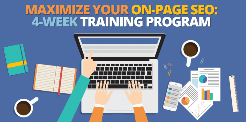 Maximize Your On-Page Seo 4-Week Training By Seointelligenceagency And Kyle Roof