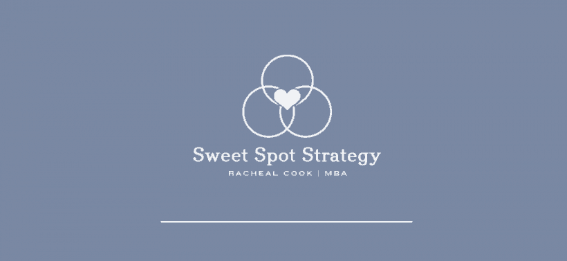 Sweet Spot Strategy By Racheal Cook