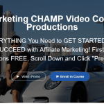 Affiliate Marketing CHAMP Video Course by Odi Productions