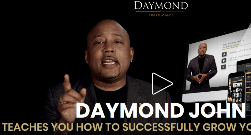 Daymond John Teaches You His Billion Dollar Business Secret