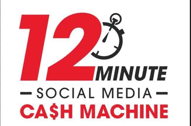 12 Minute Social Media Cash Machine kim walsh phillips