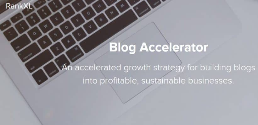 Blog Accelerator By Chris Lee