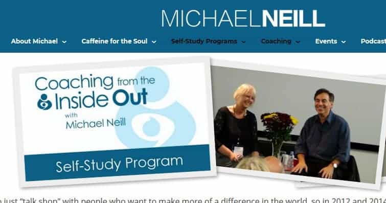 Coaching From the Inside-Out by Michael Neill